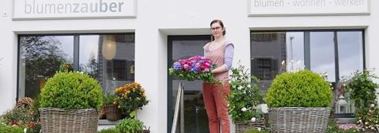 Blumenschmuck Hummer Hochzeitslimo