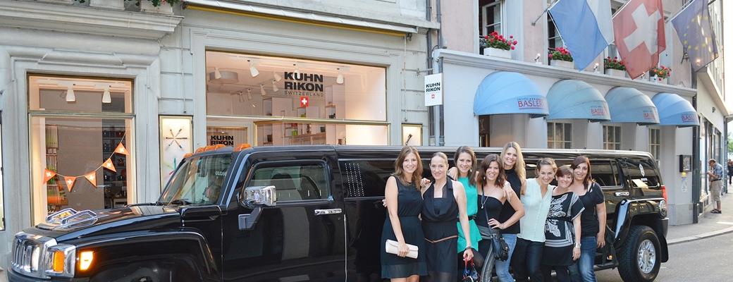 hummer-limousine-luzern