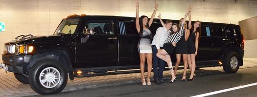 hummer party limousine die party hummer limousine mieten. Black Bedroom Furniture Sets. Home Design Ideas
