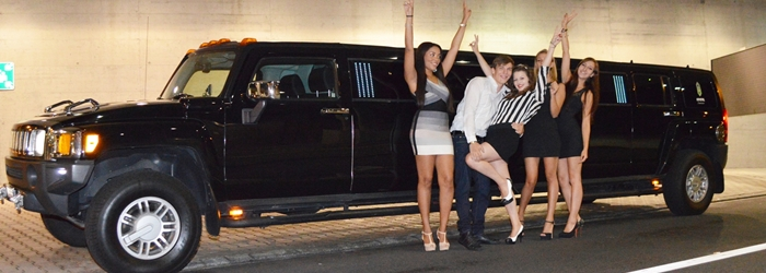 Hummer Party Limousine