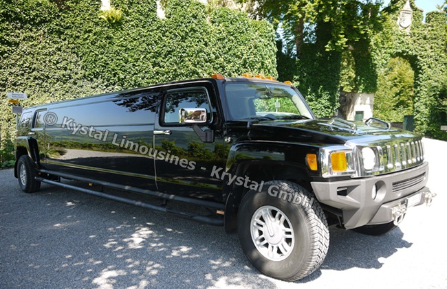 wie teuer ist eine hummer limousine hummer limousine. Black Bedroom Furniture Sets. Home Design Ideas