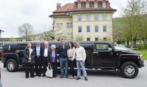 Hummer Limousine Solothurn