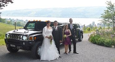 Hochzeit Hummer Baldegg Menziken