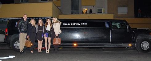 Milicas Geburtstag Hummer