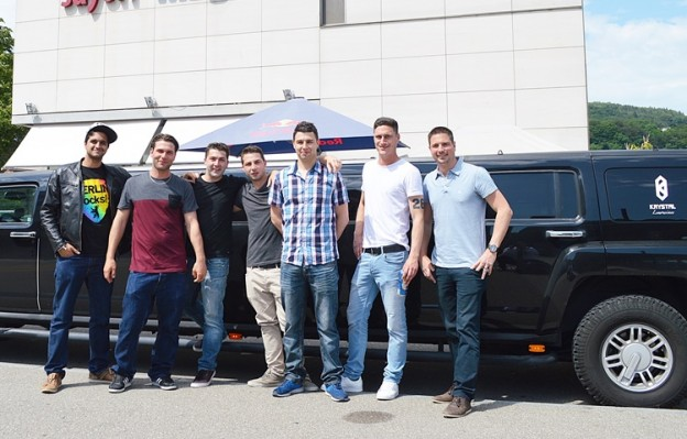 Club Hummer Limousine