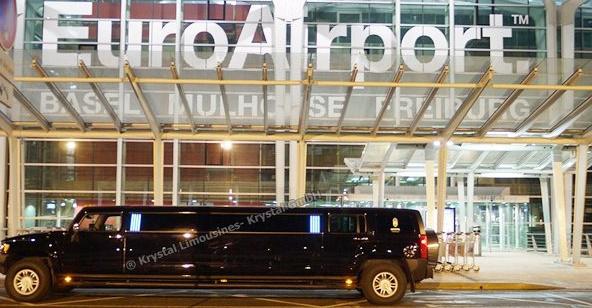 Hummer Limo Flughafen Transfer