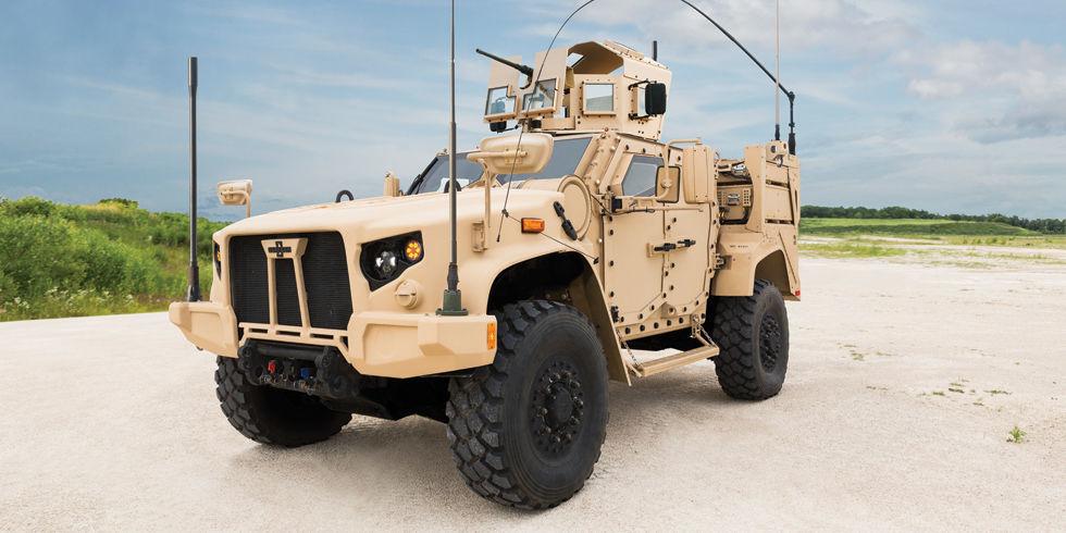 Oshkosh Hummer Alternative Nachfolger